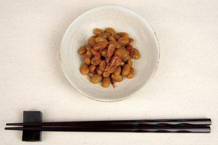 えび豆<br>「琵琶湖のスジエビと畑のお肉」
