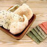 かき餅<br>「懐かしい手軽なお菓子」
